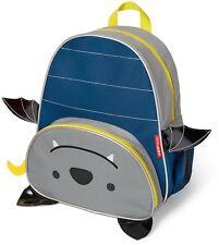 Skip Hop ZOO LITTLE KID BACK PACK - BAT Kids Clothes Accessories Bags BNIP