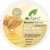 Dr Organic Body Butter Organic Shea Butter Body