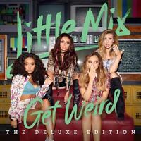 Little Mix - Get Weird (2015)  CD  Deluxe Edition  NEW  SPEEDYPOST