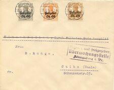DEUTSCHE BESETZUNGSAUSGABEN 1914/1918-POSTGEBIET OBERBEFEHLSHABER OST 1916 MiF