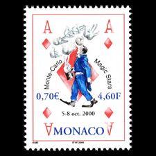 Monaco 2000 - Magic Stars Magic Festival Monte Carlo - Sc 2174 MNH