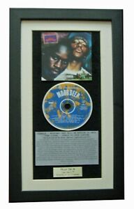 MOBB DEEP The Infamous CLASSIC CD Album GALLERY QUALITY FRAMED+FAST GLOBAL SHIP