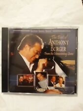 New Sealed Gaither Gospel Best Of Anthony Burger From The Homecoming Series CD