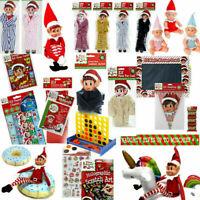 Elf GAMES Accessories Toy Props Ideas Kit Xmas Decoration Joke Dolls Clothes