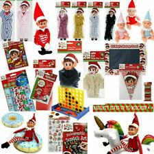 Elf GAMES Accessories Toy Props Ideas Kit Xmas Decoration Joke Dolls Clothes