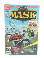 Mask #1 DC Comics 1985 Fine Free Shipping
