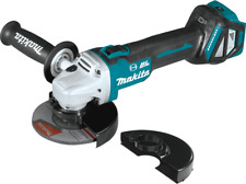 "Makita XAG16Z 18V LXT® Brushless Cordless 4‑1/2"" / 5"" Cut‑Off/Angle Grinder, Too"