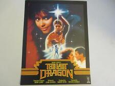 "Original Movie Theater Lobby Card ~ ""Berry Gordy's The Last Dragon"""