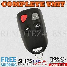 Replacement for 2004 2005 2006 2007 2008 Mazda RX-8 Entry Remote Car Key Fob