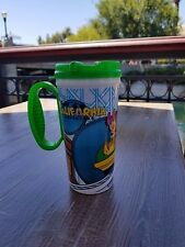 DISNEYLAND CALIFORNIA ADVENTURE TRAVEL SIPPER MUG CUP W/ LID~NEW~LIMITED EDITION