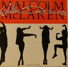 "MALCOLM MCLAREN WALTZ DARLING 12"" MAXI SINGLE (h511)"