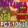 2GB SAMSUNG HYNIX MICRON ELPIDA DDR3 1333MHz SODIMM Notebook Memory Ram laptop