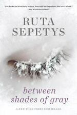 Between Shades of Gray by Ruta Sepetys (2012, Paperback) e1