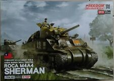 Freedom model 1/35 WWII China Burma India Theater ROCA M4A4 Sherman ASUKA