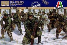 Italeri - U.S. infantry - winter uniform (Worl War II) - 1:72