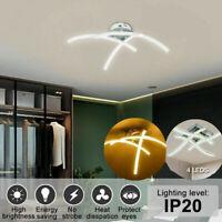 3 LED Ceiling Lights Trifurcate Modern Living Room Bedroom Kitchen Pendant Lamp