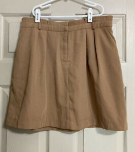 Bronze mini skirts size 29 Forever 21 Pleated Skirts For Women For Sale Ebay