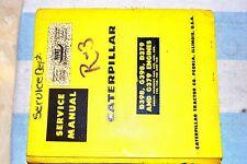 Caterpillar D398 G398 D379 G379 Engines Service Manual 11-1964