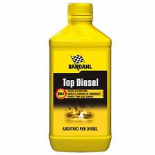 Additivo Top Diesel Bardahl 1L  LITRO Trattamento Pulisci Iniettori Gasolio