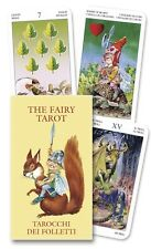 Fairy Mini Tarot Deck - Charming & Clever - 78 Cards & Instruction Booklet