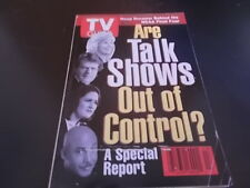 Kathleen Turner - TV Guide Magazine 1995