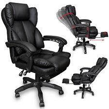 Schreibtischstuhl Bürostuhl Gamingstuhl Racing Chair Chefsessel mit Fußstütze