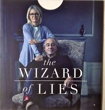 The Wizard Of Lies, Rober De Niro Michelle Pfeiffer DRAMA, FYC HBO EMMY DVD 2017