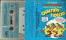 t MC Kassette Electronicas / Quietsch Fidelio / Ententanz / Dance little Bird
