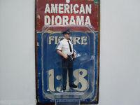 Netherlands Police Figure, American Diorama Figure 1:18, AD-23993