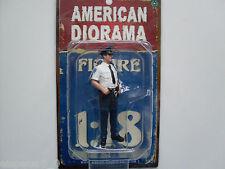 Netherland Police Figure, American Diorama Figur 1:18, AD-23993