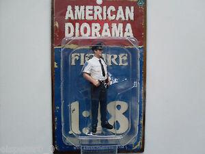 Pays Bas Police Figure, American Diorama Figurine 1:18, AD-23993
