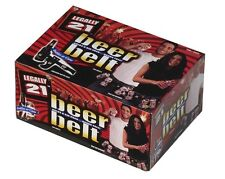 Legally 21 Drinking Happy 21st Birthday Party Favor Gift Tube Beer Holder Belt