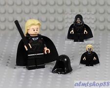 LEGO Harry Potter - Lucius Malfoy Death Eater Mask Minifig Hogwarts Castle 4867