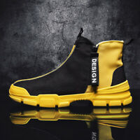 Men's Leisure Casual Shoes Sneakers Sports Fashion Breathable Athletic Outdoor