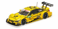 Bmw M4 F82 Team Mtek Timo Glock Dtm 2014 1:43 Model MINICHAMPS