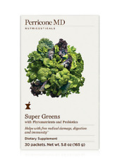 Perricone MD Super Greens Supplement Powder (30 count) EXP 08/21