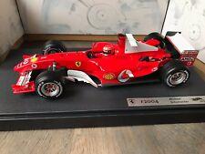 F1 Ferrari F2004, Michael SCHUMACHER, 1/18 avec boite d'origine
