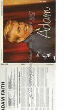 CD--ADAM FAITH | --ADAM
