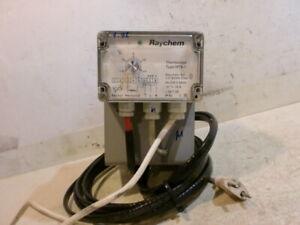 Raychem  HTS-1 -5°C bis + 15°C  Thermostat  Mit 5m Heizband Rohrbegleitheizung