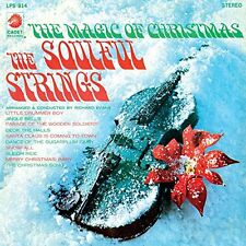 The Soulful Strings: The Magic of Christmas CD Holiday Music