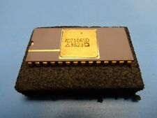(1) ANALOG DEVICE AD7506SD 16 CHANNEL ANALOG MULTIPLEXER 28PIN CERAMIC DIP GOLD