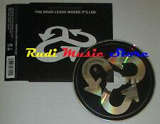 CD Singolo SECRET MACHINES The road leads where it's led 2005 REPRISE(S2) mc dvd