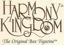 "HARMONY KINGDOM BOX - ""ORIGINAL KIN"" TJLEGA LTD ED  MINT IN BOX"