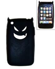 Cover in silicone BLACK DEVIL per Iphone 3G e 3Gs