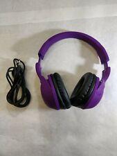 SkullCandy HESH Headphones with Cord - Purple Excellent