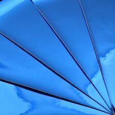 2 X A4 Hojas-Bebé Azul Glitter Tela de Fieltro-No Caseta-Craft arcos de costura