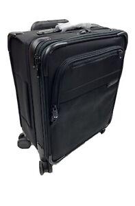 "Briggs & Riley Baseline Commuter 19"" Softside Carry-On Spinner U119CXSP-4  $549"