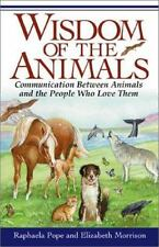 Wisdom of the Animals: Communication Between Animals and the People-ExLibrary