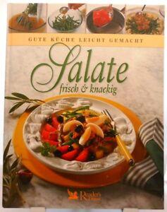 Salate frisch und knackig Readers Digest Kochbuch Gute Küche leicht gemacht (23)