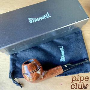 Stanwell Royal Guard 32 Bulldog Pipe - New - Lifetime Warranty